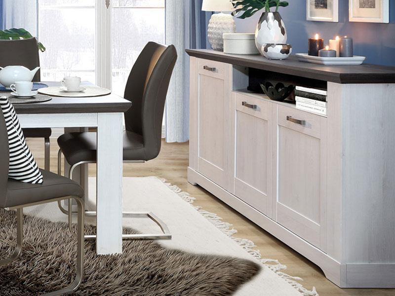 FORTE Gasparo Sideboard GRLK232 für Ihr Wohnzimmer oder Esszimmer ...