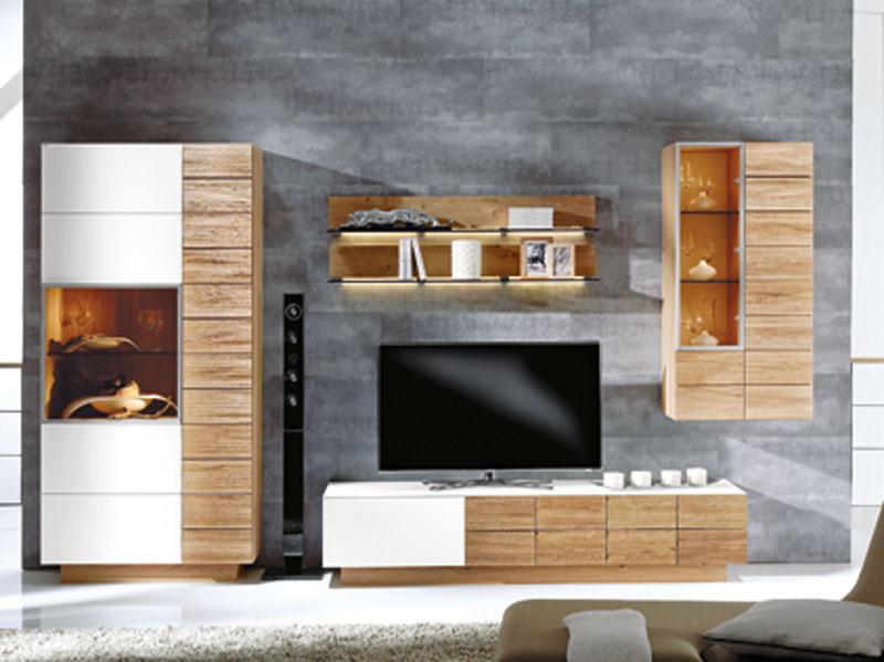 voglauer v montana vorschlag 251 wohnwand teilmassiv anbauwand f r wohnzimmer v montana kaufen. Black Bedroom Furniture Sets. Home Design Ideas