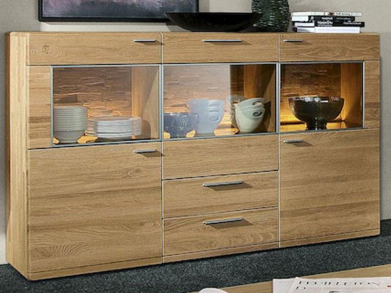 Hartmann Viva Highboard 8510-3319 für Wohnzimmer oder Esszimmer ...