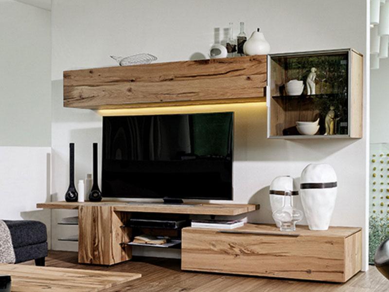 voglauer v alpin vorschlag av147 l wohnwand massivholz anbauwand fur wohnzimmer v alpin mit
