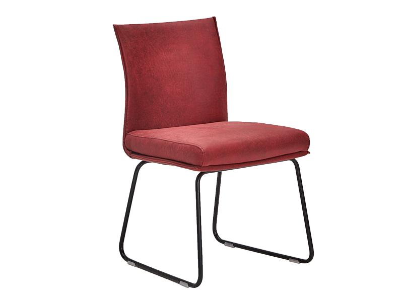 sch sswender memphis stuhl memphis 400 mit gepolstertem. Black Bedroom Furniture Sets. Home Design Ideas