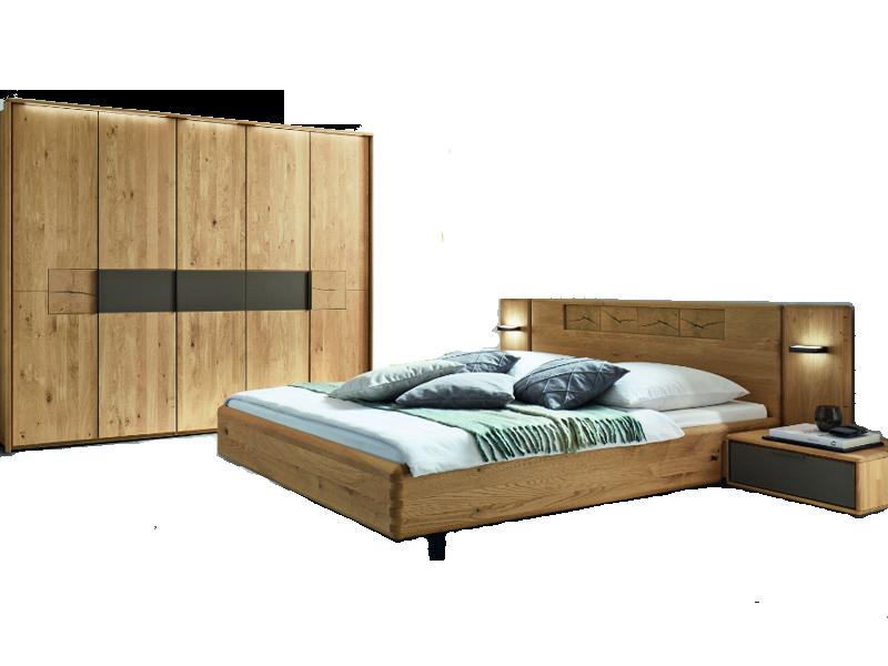 Wöstmann WSM 1600 Schlafzimmer 2-teilig in der Ausführung ...