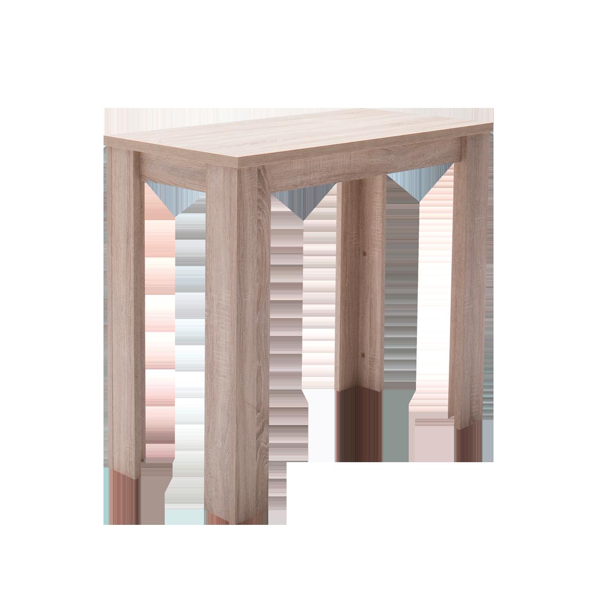 Mäusbacher Bartisch 2.0 rechteckig ca. 120 x 60 cm für Esszimmer Küche oder  Partyraum mit wählbarer Ausführung Artikelnummer 0582_120