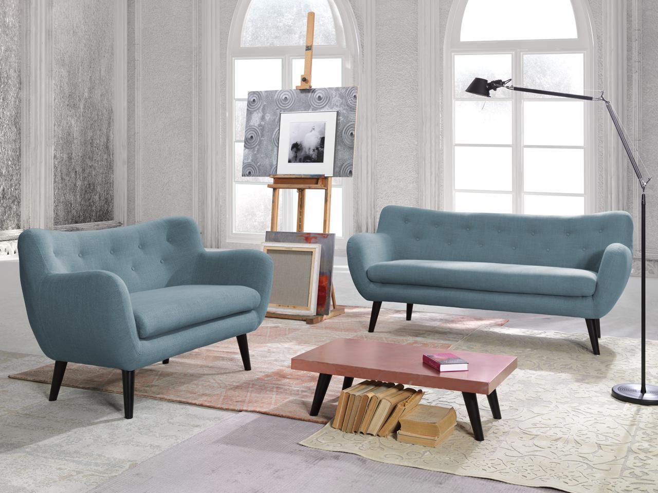 New Look Sofakombination 2 Teilig George Bestehend Aus 2 Sitzer 3