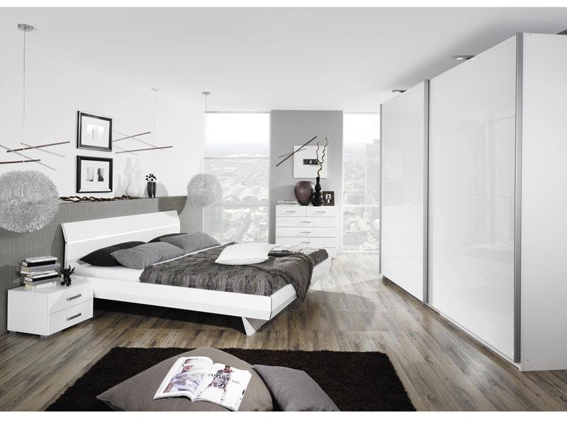 Rauch Schlafzimmer | Rauch Select Tira Schlafzimmer 2 Teilig Mit Schwebeturenschrank In