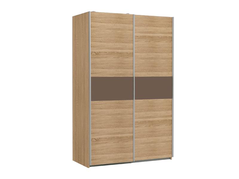forte ohio kleiderschrank ohs823e1 schwebet renschrank 2. Black Bedroom Furniture Sets. Home Design Ideas