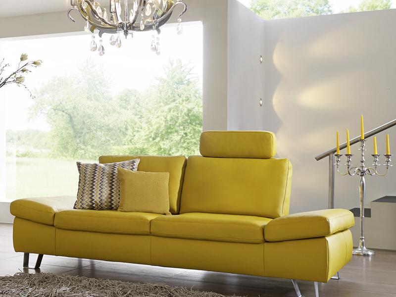 K W Polstermobel Dive 7474 Sofa Couch Wohnlandschaft Garnitur Mit