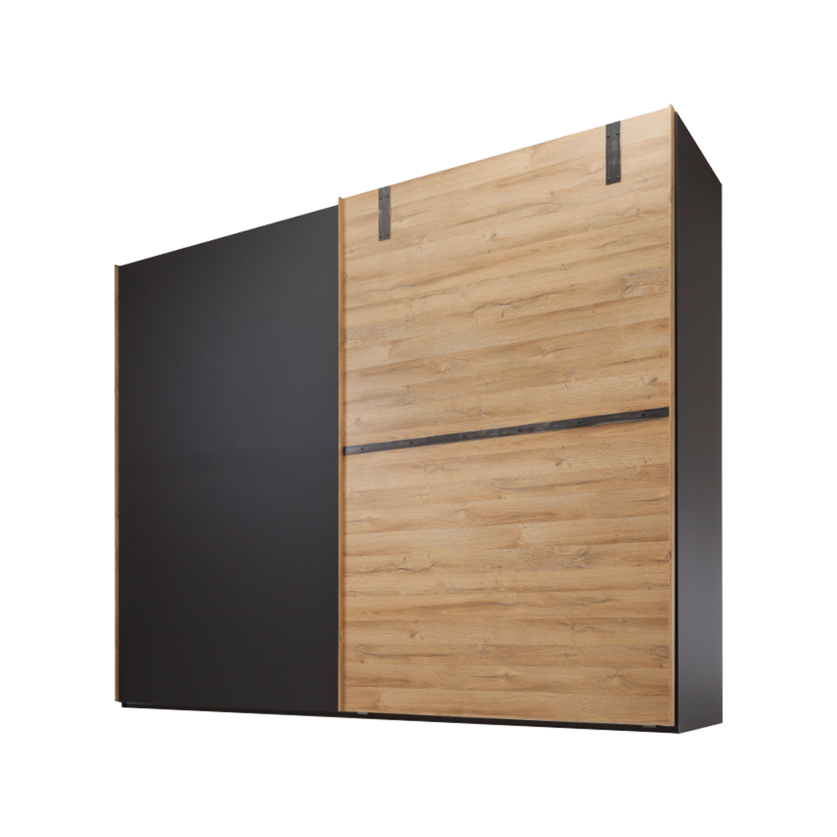 nolte m bel cepina schwebet renschrank 2 t rig ca 320 cm. Black Bedroom Furniture Sets. Home Design Ideas