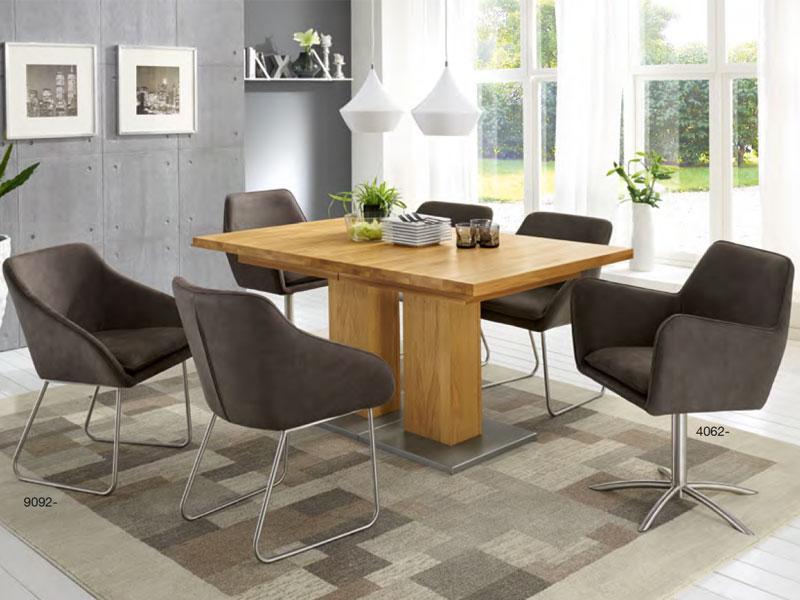 niehoff stuhlsystem comforta polsterstuhl mit design. Black Bedroom Furniture Sets. Home Design Ideas