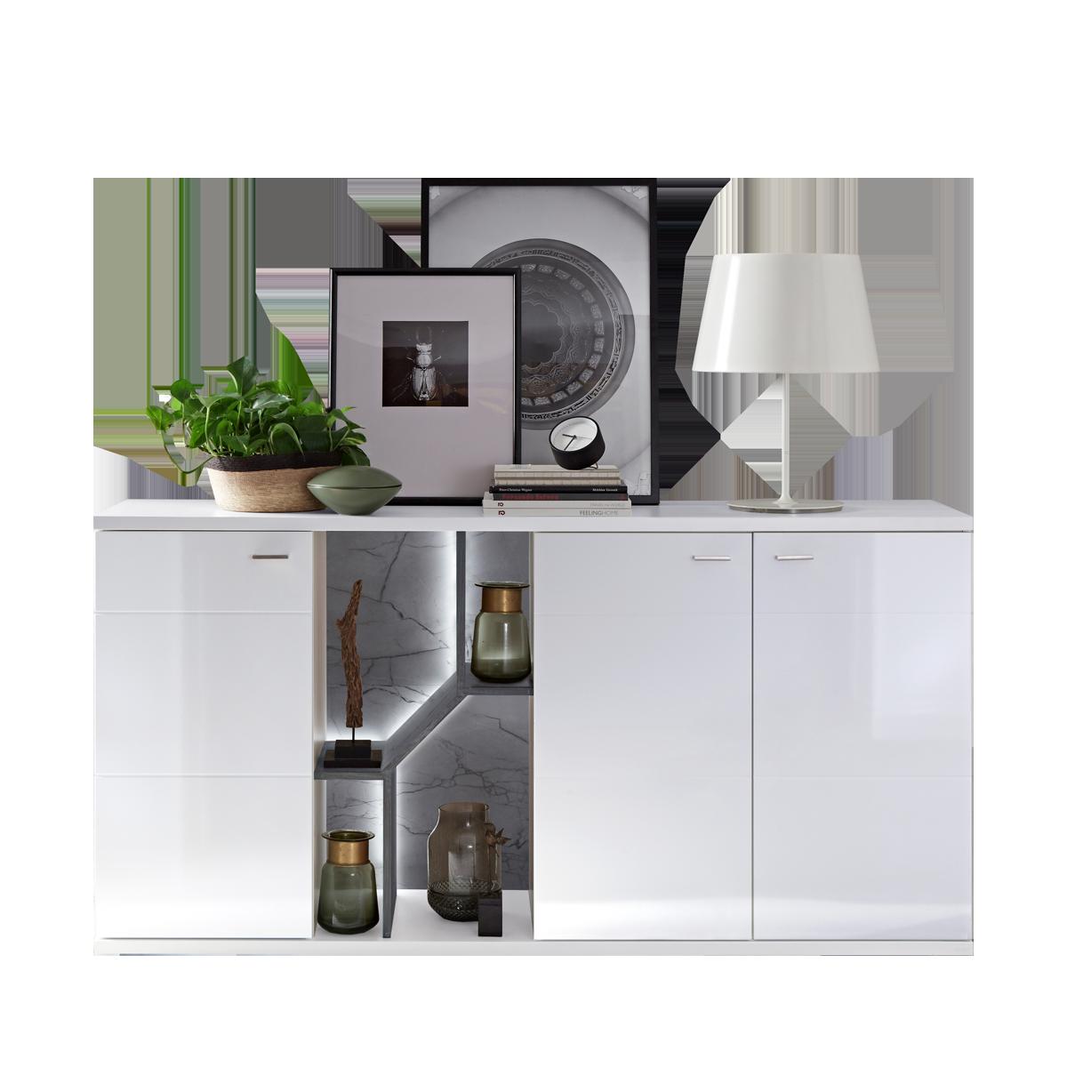 Ideal Möbel Taviano Sideboard Type 51 Moderne Kommode Für Ihr