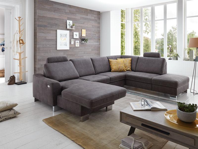 Zehdenick Wohnlandschaft Stan Mit Relaxfunktion Und Inklusive 2