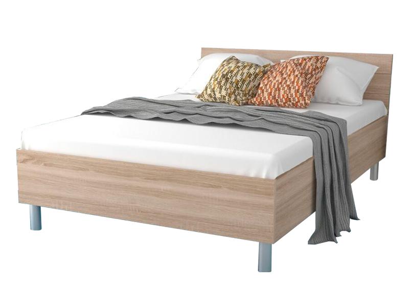 forte various beds bettgestell mit kopfteil in. Black Bedroom Furniture Sets. Home Design Ideas
