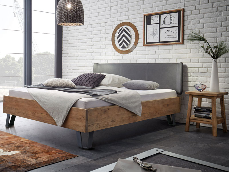 hasena bett oak wild vintage bettrahmen cadro 23 kopfteil. Black Bedroom Furniture Sets. Home Design Ideas