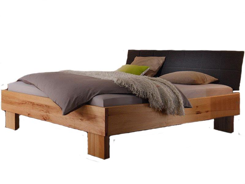 Bett Mit Stoff Kopfteil. Interesting Plume Bett Mit Weichen Kopfende ...