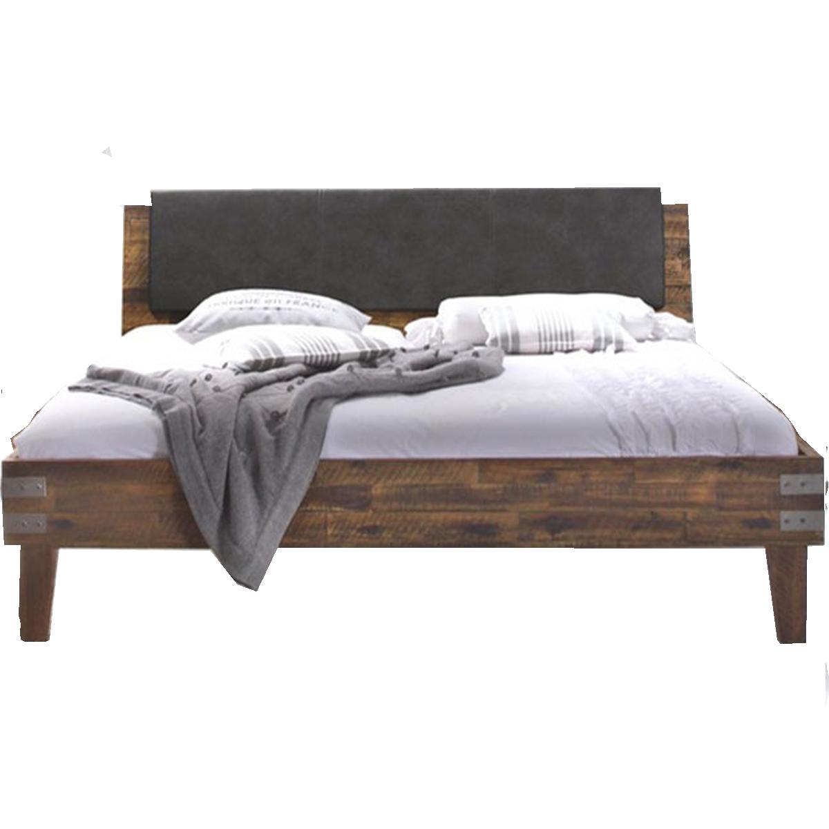 Hasena Factory-Line Bett bestehend aus Bettrahmen Loft + Case 8 ...
