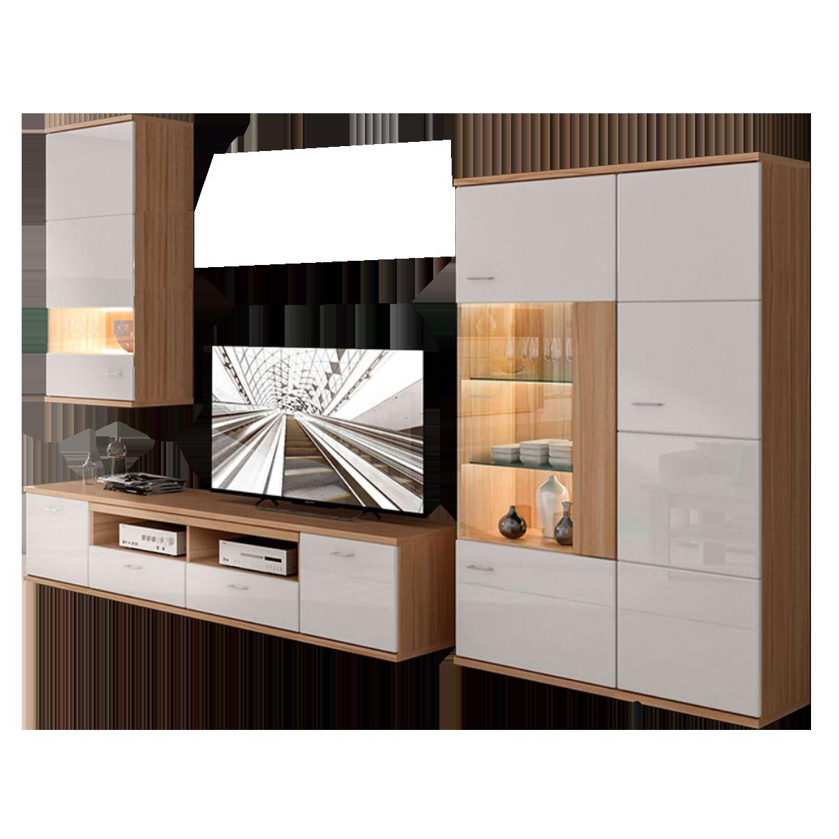 wandboard mit beleuchtung wohn design. Black Bedroom Furniture Sets. Home Design Ideas