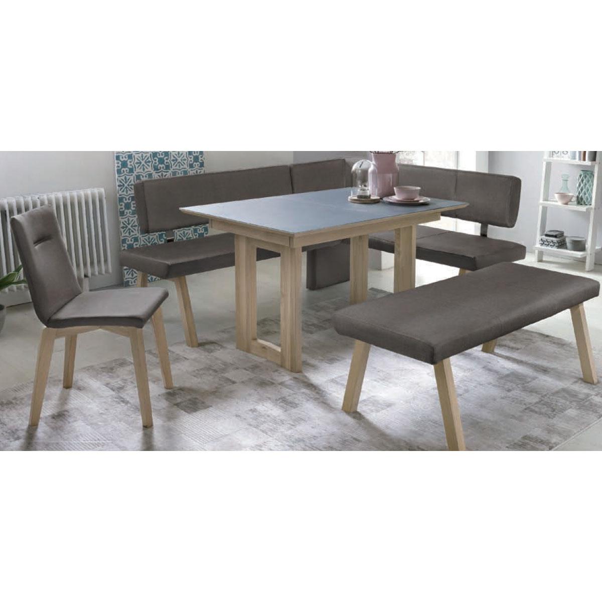 standard furniture eckbank konstanz polsterbank mit massivem gestell bank f r esszimmer und. Black Bedroom Furniture Sets. Home Design Ideas