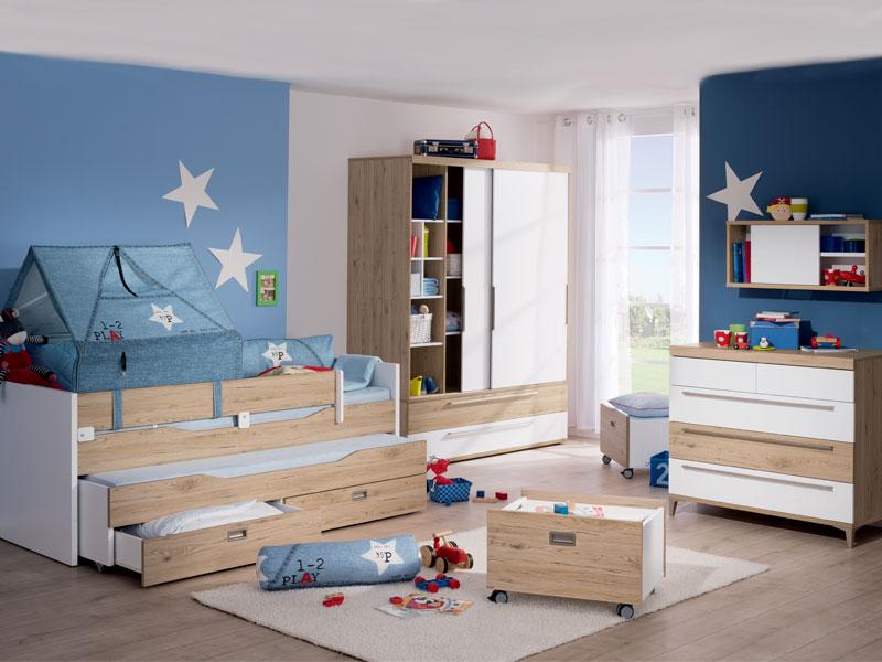 kinderzimmer paidi, paidi fionn kinderzimmer bestehend aus einem kojenbett 90x200 cm, Design ideen