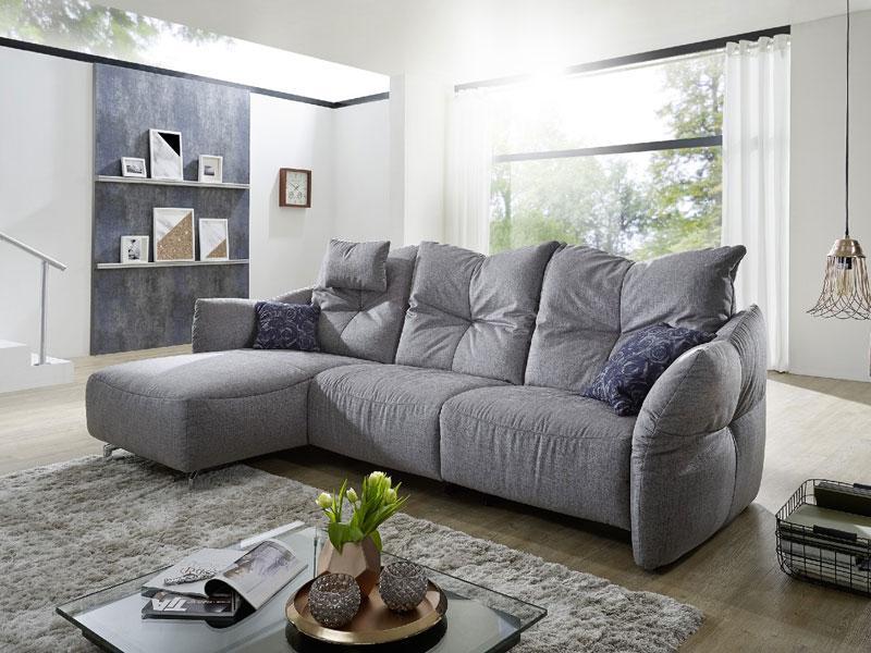 Kw Polstermöbel Paradiso 7212 Ecksofa Sofa 2 Sitzig Longchair