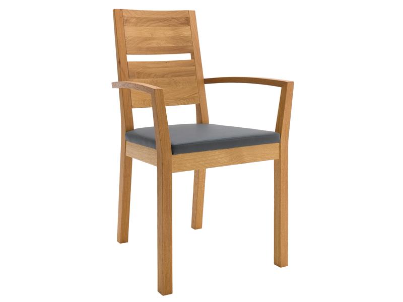 Wimmer Silent2 Stuhl Rücken Und Untergestell Aus Holz Sitz
