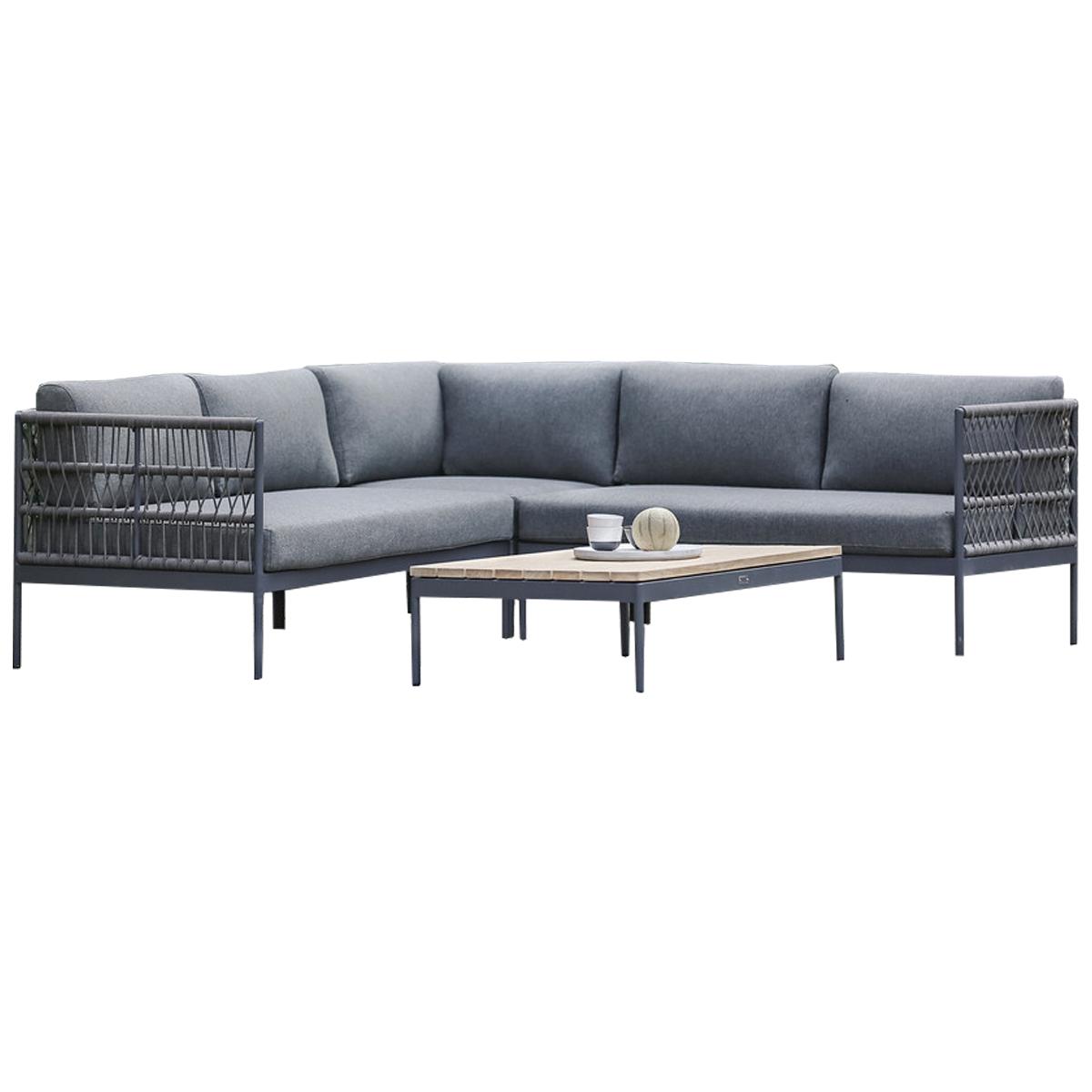 Niehoff Garden Azuri 4 Teilige Loungegruppe Bestehend Aus Modul