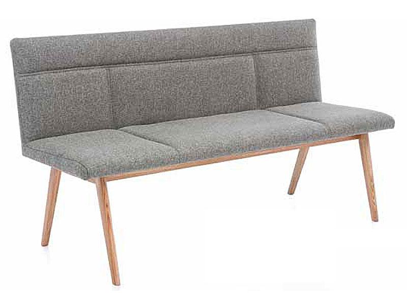 Standard Furniture Sitzbank Arona Polsterbank Mit Massivholzgestell