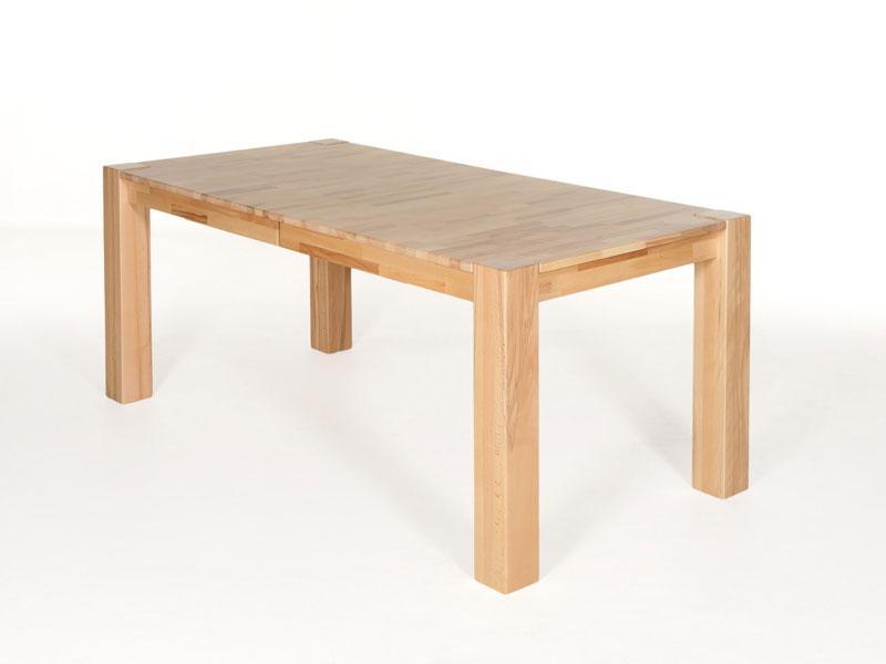 Standard Esstisch Mario 2XL Mit Vier Die Platte Durchstoßenden Beinen Tisch  Für Esszimmer Ausziehbarer Speisezimmertisch 1 ...