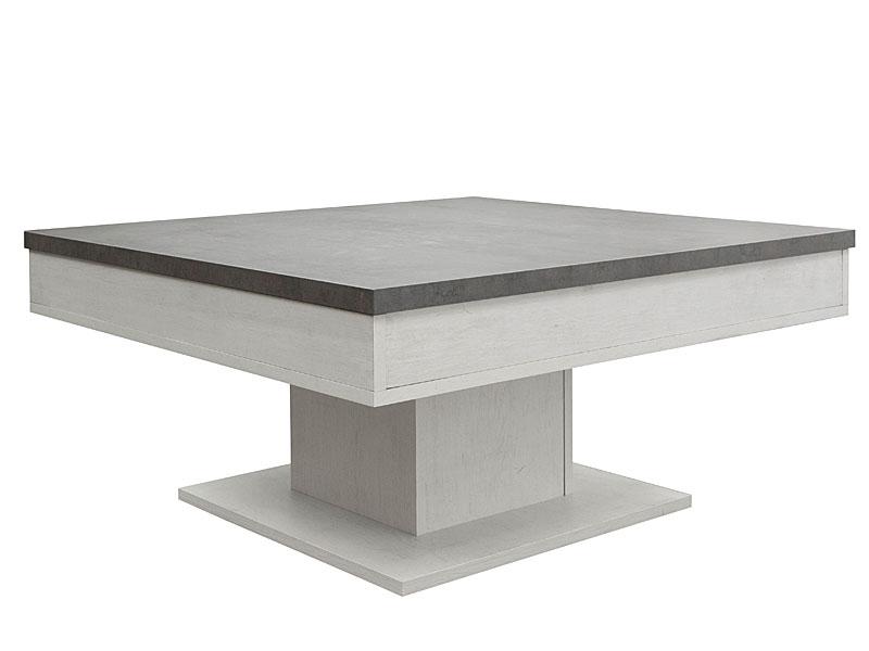 Mäusbacher Paddy Couchtisch 0636_CT-80x80 rechteckiger Tisch mit ...