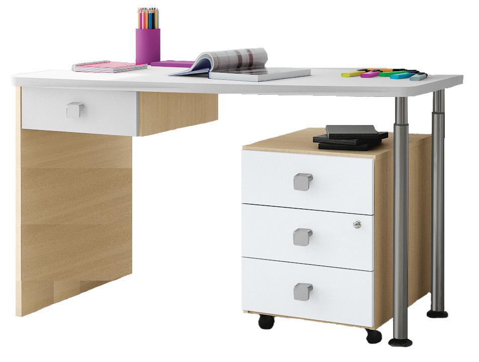 Wellemöbel Unlimited Jugenzimmer Schreibtisch, Arbeitsplatz - Kaufen ...