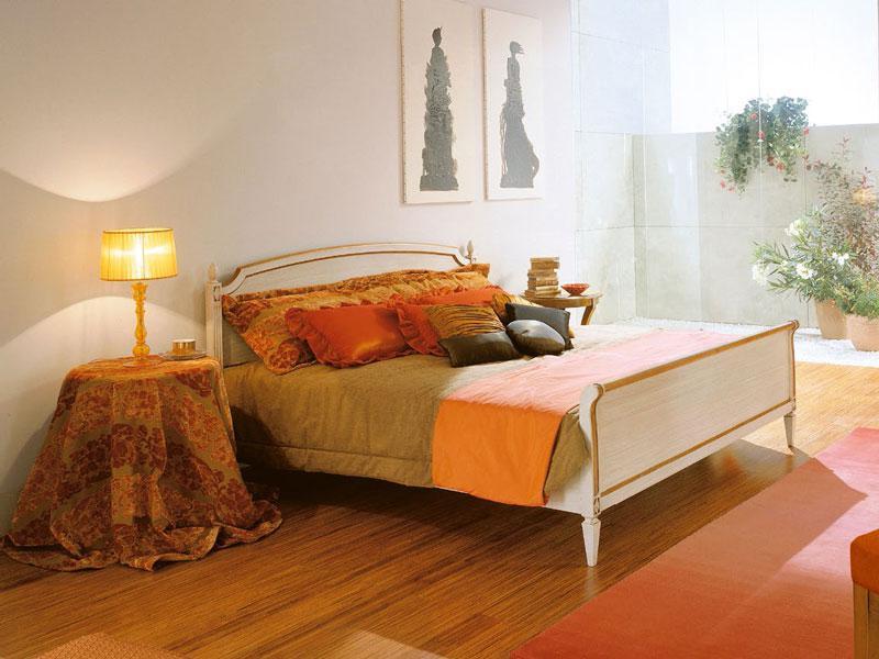 Selva Villa Borghese Timeless Bett Doppelbett für Schlafzimmer ...