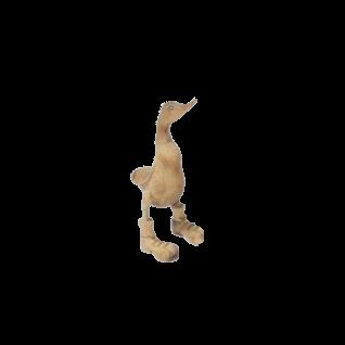 online@more by Niehoff Deko-Ente klein aus Bambus für Ihren Wohnbereich