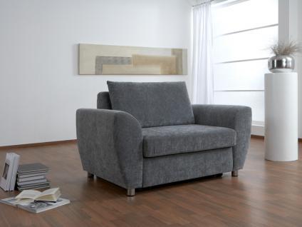 Steinpol PoCo lifestyle Allround Sessel ohne Funktion Multiflexx Plus in Stoff Ausführung wählbar ideal für Ferienwohnung