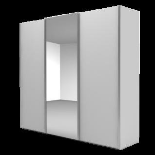 Nolte Möbel Marcato 2.1 Schwebetürenschrank Ausführung 1 ohne Sprossen mit 1 Spiegeltür Farbausführung und Schrankgröße wählbar