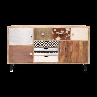 online@more by Niehoff Mango Anrichte als handgefertigtes Einzelstück aus Mango Massivholz für Ihren Wohn- und Essbereich