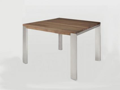 quadratisch esstisch esszimmer bestellen bei yatego. Black Bedroom Furniture Sets. Home Design Ideas