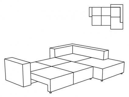 Tom Tailor Ecksofa Größe XL Heaven COLORS Casual, inklusive Kissenset Größe XL, optional mit Bettkasten und Bettfunktion wählbar - Vorschau 4