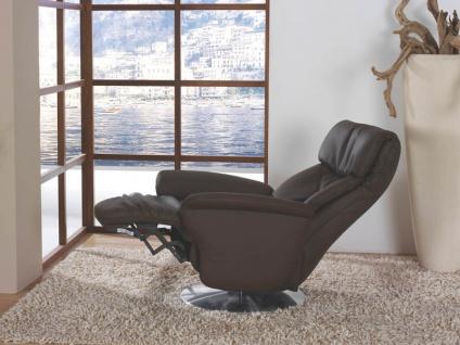 Himolla Relaxsessel 7243 Easyswing 2-motorisch in verschiedenen Stoff- und Echtlederbezügen und optional mit Aufstehhilfe