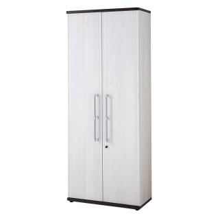 Germania Profi Aktenschrank 0660 mit zwei abschließbaren Türen Büroschrank für Ihr Büro Homeoffice oder Arbeitszimmer Farbe wählbar