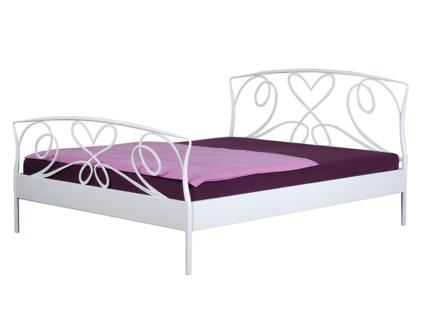bett metall g nstig sicher kaufen bei yatego. Black Bedroom Furniture Sets. Home Design Ideas