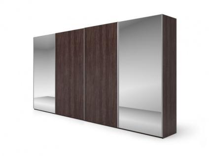 Nolte Möbel concept me 300 Schwebetüren-Panoramaschrank mit Synchronbeschlag Ausführung und Größe wählbar