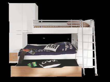 Ausziehbett g nstig sicher kaufen bei yatego for Jugendzimmer ausziehbett