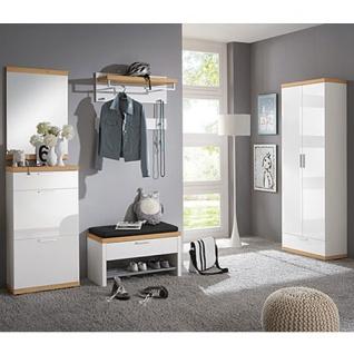 garderoben set dielenschrank g nstig online kaufen yatego. Black Bedroom Furniture Sets. Home Design Ideas