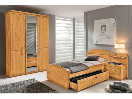 Schlafzimmer Erle Massiv günstig kaufen bei Yatego