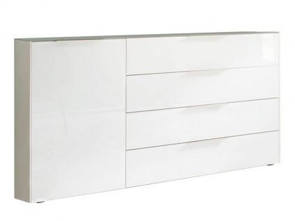 Mäusbacher Mix Box/KO Kommode 0771-KO_14 für Ihr Wohnzimmer oder Esszimmer Korpus Front und Oberplatte Zusatzausstattung auf Wunsch mit Möbelfüßen