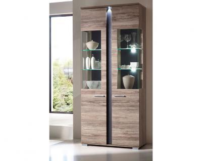 glasschrank beleuchtung online bestellen bei yatego. Black Bedroom Furniture Sets. Home Design Ideas
