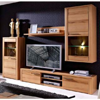 Innostyle TV Wohnwand Nature Plus Anbauwand Mod. Nr. 12 05 FF 81 Komplett