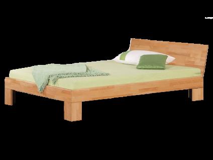 Neue Modular Primolar Varese Bett mit Kopfteil Perledo und Füße Forano Liegefläche ca. 180x200 cm