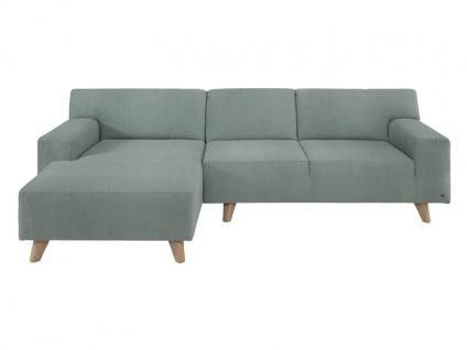 Tom Tailor Polsterecke Nordic Pure, bestehend aus Sofa 2-sitzig + Chaiselongue, Funktion und Zubehör optional wählbar
