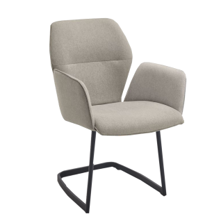 Niehoff Stuhlsystem Merlot mit einer Vielzahl an modernen Bezugs-und Gestellvarianten individuell konfigurierbar!
