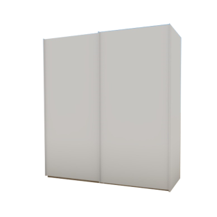 Nolte Marcato 2.1 Schwebetürenschrank Ausführung 1 ohne Sprossen Korpus und Front Dekor Farbausführung und Schrankgröße wählbar